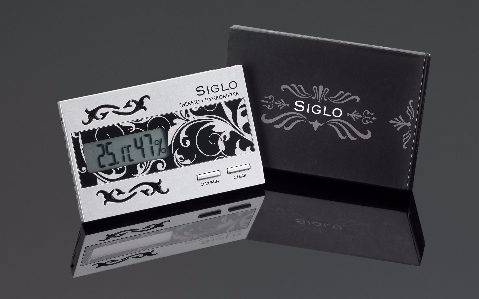 Siglo Digital Thermo Hygrometer
